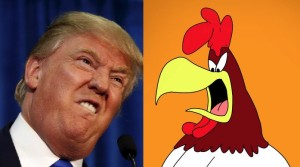 DUMP TRUMP and LEGHORN