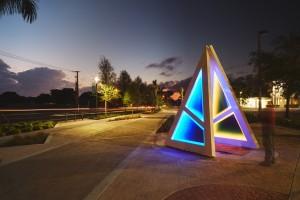 F-Artwalk Statue